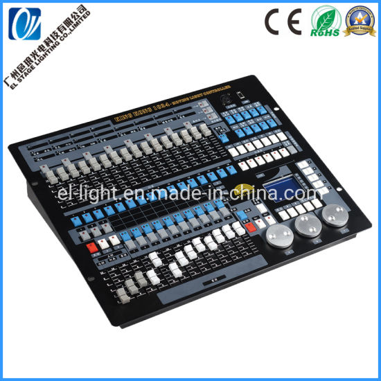 King Kong 1024 Lighting Console for Stage Lighting Controller DMX 512 Channels