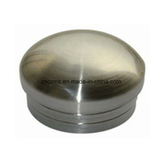 304/ 316/ 321 Stainless Steel End Cover for Plug pictures & photos