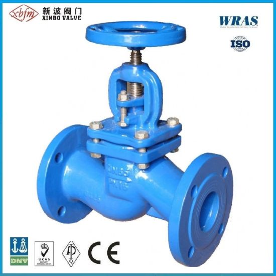 API Globe Valves, ANSI, BS, DIN, JIS Industrial Flanged Globe Valves pictures & photos