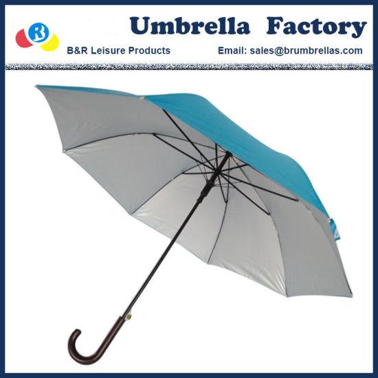 4940c850fa402 China Corporate Promotional Umbrellas with Anti UV Nylon 24