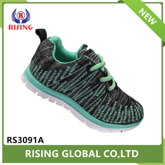 2018 latest Fashion Casual Lace-up Lady Sports Running Shoes