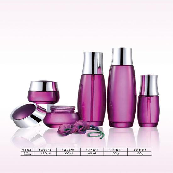 30g/40g/50g/100ml/120ml Glass Jar & Jars Bottles for Skin Bleaching Cream