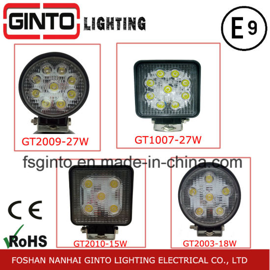 Factory Direct Preminum 4'' LED Work Light for Truck Offroad Vehicle