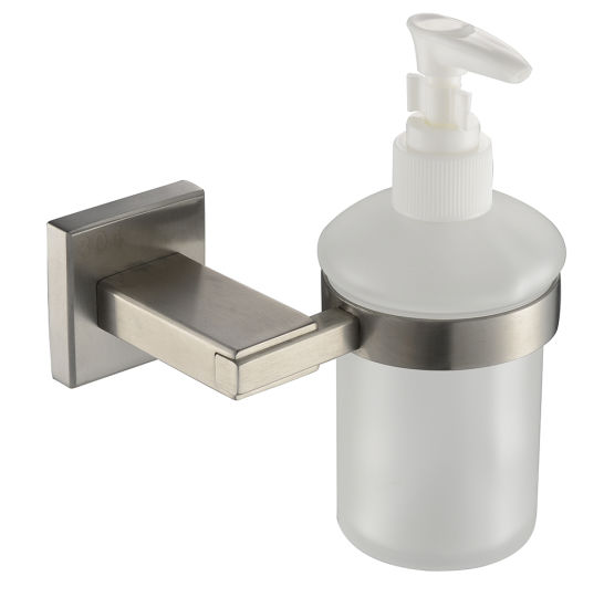 Hot Sale Modern Design Bathroom Brass Soap Holder Dispenser Dish pictures & photos