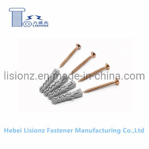 Color Zinc Bugle Head Drywall Screws Fine/Coarse Thread Drywall Screw