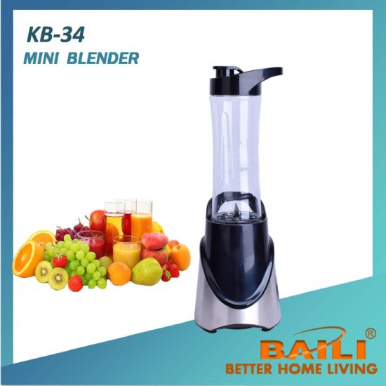 Mini Blender, Sport Blender with Safety Lock System pictures & photos