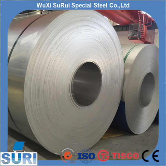 Wholesale AISI 201 Ddq Stainless Steel Coil with Ba/No. 8 Mirror Finish