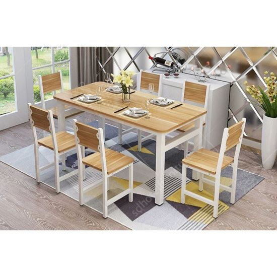 Strange Modern Simple Design Dining Table Set For Restaurant Furniture Interior Design Ideas Oxytryabchikinfo