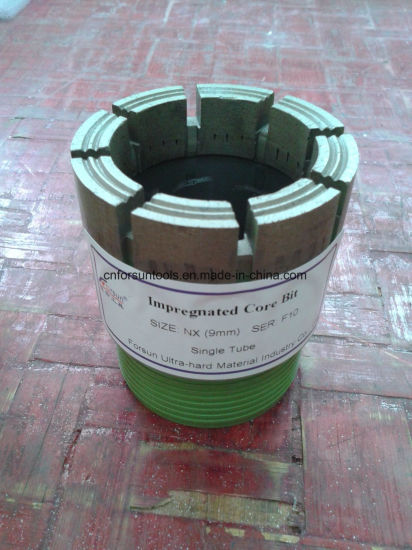 Bx Hx Nx Diamond Core Drill Bit in Sri Lanka Market pictures & photos