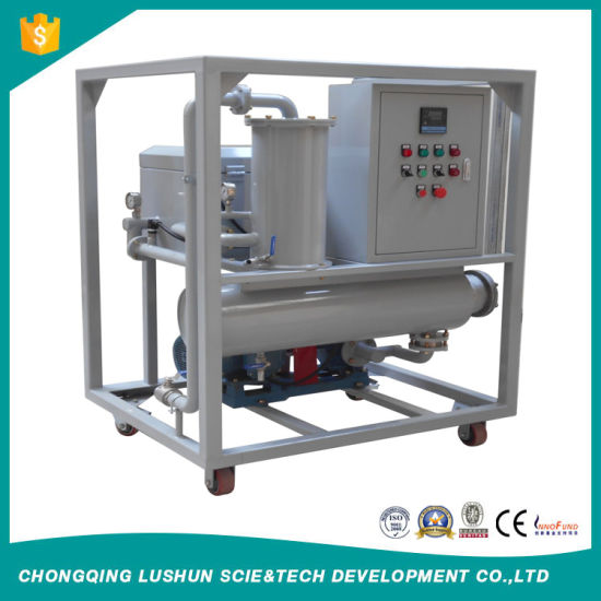 Ce Standard High Quality Vacuum System Mineral Transformer Oil Regeneration Equipment/Insulating Oil Treatment Machine pictures & photos