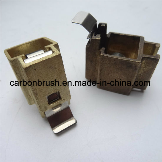China Carbon Brush Brush Holder Supplier pictures & photos
