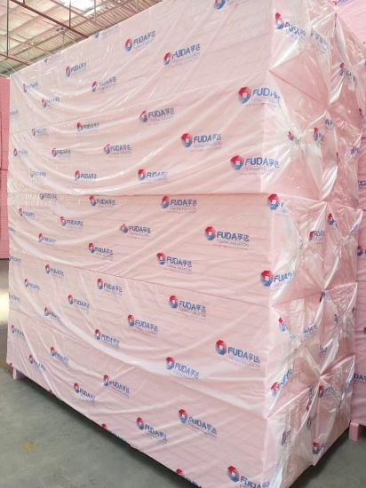China B1 Grade Extruded Polystyrene Foam Insulation XPS Board