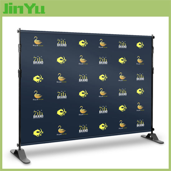 8*10FT Exhibition Backdrop Display Banner Stands