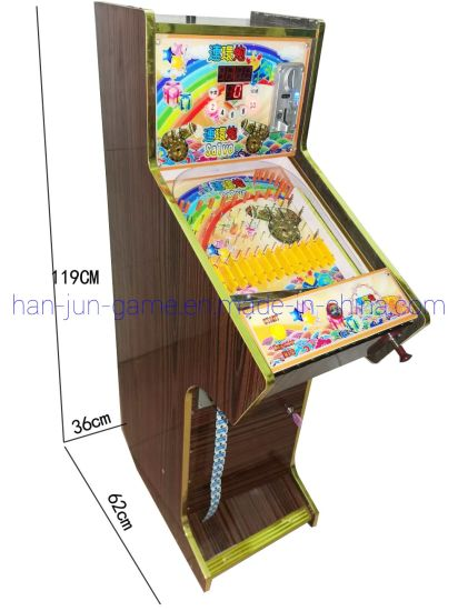 Newest Amusement Arcade Pinball Game Machine pictures & photos