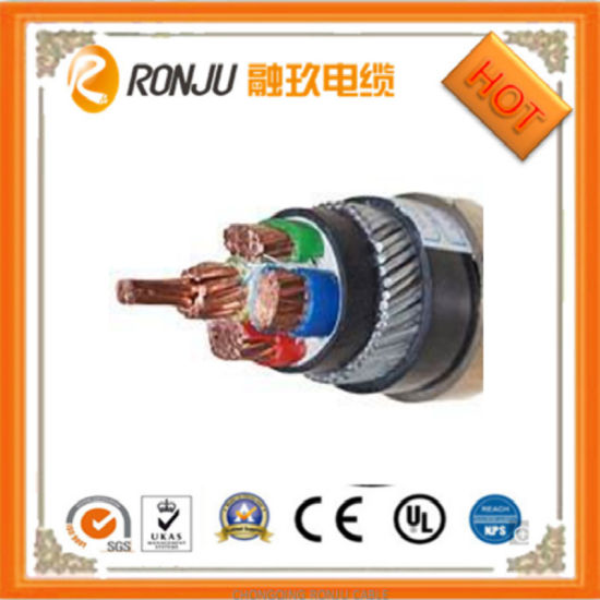 China Thin Steel Wire Armored Low Smoking and Halogen Free Power ...