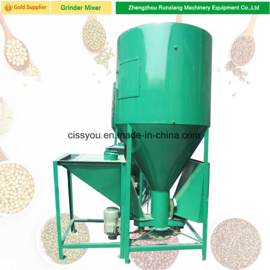 Animal Feed Flat Die Wood Pellet Maker Granulator Machine pictures & photos