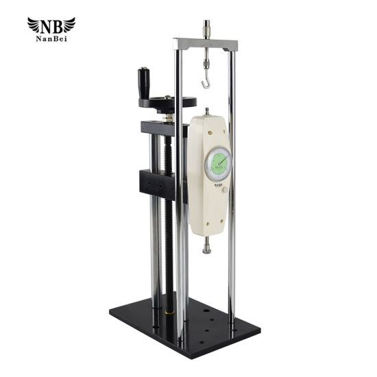 Manual Vertical Screw Test Stand for Force Testing pictures & photos