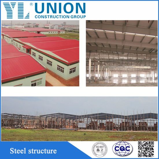 Prefabricated Steel Structure Container House Manufacturer for Project pictures & photos