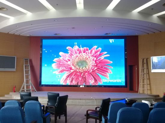 High Definition P5 Indoor LED Advertising Display