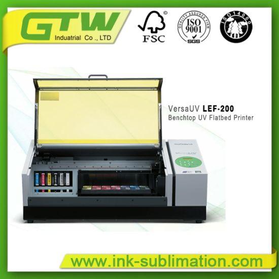 Roland Versauv Lef-200 Benchtop Desktop UV Flatbed Printer
