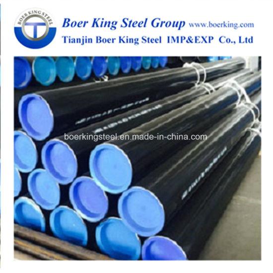 Seamless Line Pipe, Carbon Material (A106/A53/API 5L X42/X52)