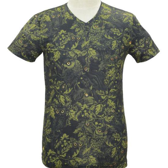Manufacturer Wholesale High-Quality Men Fashion Cool Stylish T-Shirts