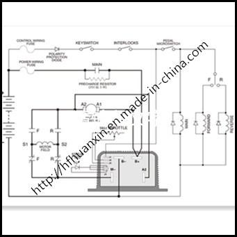 [DIAGRAM_3NM]  China Curtis Controller 17720703 DC Electric Motor Controlador 24V 36V 275A  - China Curtis Controller, 17720703 Controller | Curtis Dc Motor Controller Wiring Diagram |  | Hefei Huanxin Technology Development Co., Ltd.