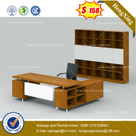 Black Color Black Color Office Desk (HX-8NE094) pictures & photos
