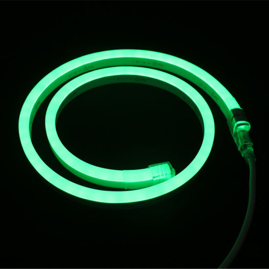 Ultra-Thin 120V/230V/12V/24V LED Neon Flex Rope Light pictures & photos