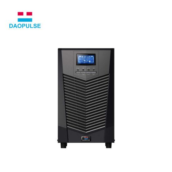 6K/10K Single Phase UPS Uninterruptible Power Supply with DSP Technology