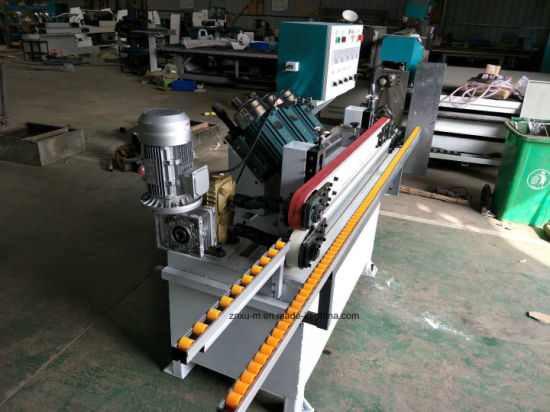 Glass Kitchen Cupboards Edging And Polishing Machinery 4 Wheels Zxm A130