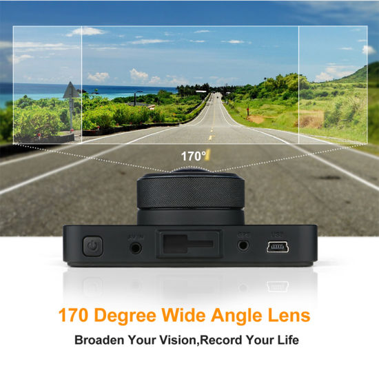 Full HD 1080P Car DVR Camera Video Recorder with WiFi APP Manipulation for Car Video Recording pictures & photos