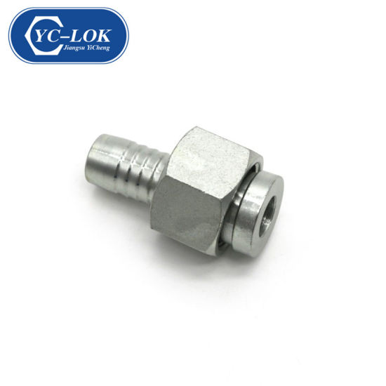 20211 18 Bsp Jic High Pressure Hydraulic Fittings
