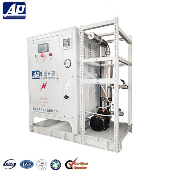 China Ozonator Corona Discharge Waste Gas Treatment - China