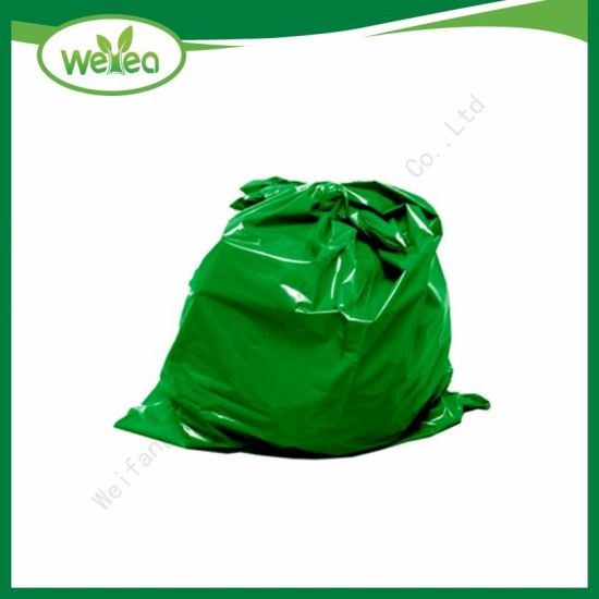Wholesale 100% Biodegradable and Compostable Flat Garbage Bag