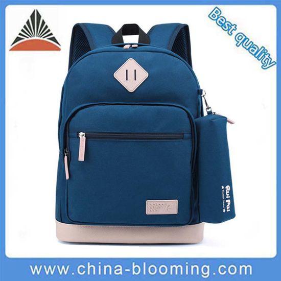 9ce12cbb38 Wholesale Boy Student Child Kids School Bag with Pencil Bag. Get Latest  Price