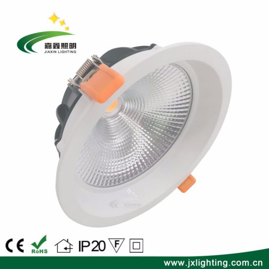 High Brightness Residential Lighting Fixtures 10 Inch 30W LED Downlight with COB LED Chip pictures & photos