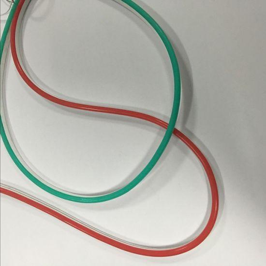 3000k 15000k Warm White Diffuse Flexible Dmx Led Neon Flex 12v Led Lights Strip
