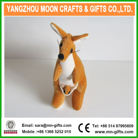 Stuffed Kangaroo Toy for Promotion