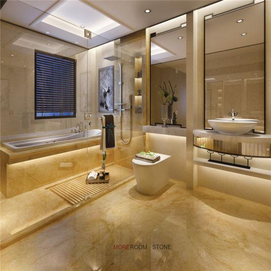 China Best Non Slip Ceramic Bathroom And Shower Floor Tile China