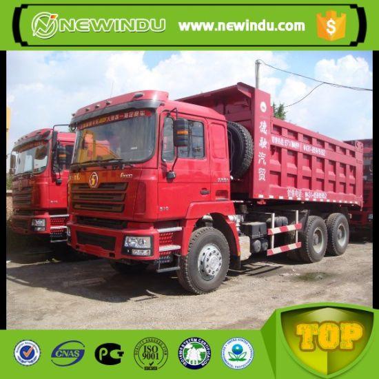 2018 China Engine Shacman F2000 Series 6X4 8X4 Dump Truck