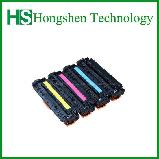 Color Compatible Toner Cartridge for HP (CE410A/CE411A/CE412A/CE413A) Ink Cartridge