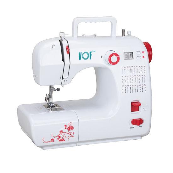 Fhsm-702 Zigzag Buttonhole Multi-Function Computerized Domestic Sewing Machine