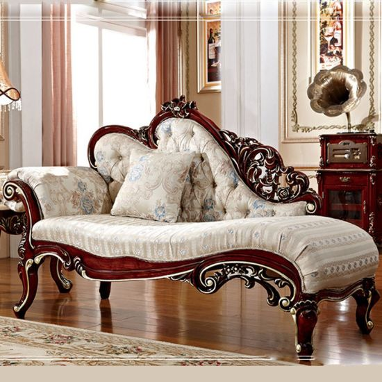 Fabulous China Wood Chaise Lounge From Foshan Sofa Furniture Factory Unemploymentrelief Wooden Chair Designs For Living Room Unemploymentrelieforg