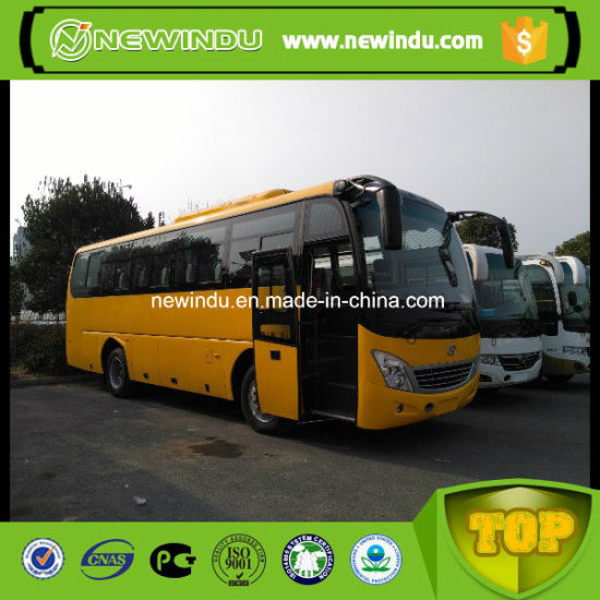 Shaolin 41-43seats 9m Bus Rear Engine Diesel and CNG pictures & photos