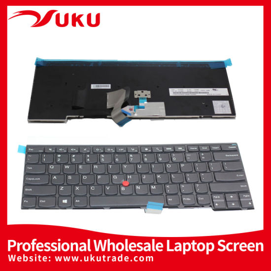 Notebook Keyboard for Lenovo Keyboard Us Layout 04X0169 T440 T440s T440p  T450 T460