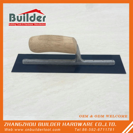China Wooden Finishing Handle Stainless Flooring Float China