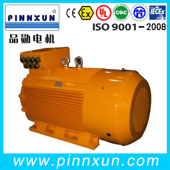 Yb3 Atex Iecex Explosion Proof High Effciency Coal Mine Mining Three Phase AC Induction Asynchronous Electric Motor pictures & photos