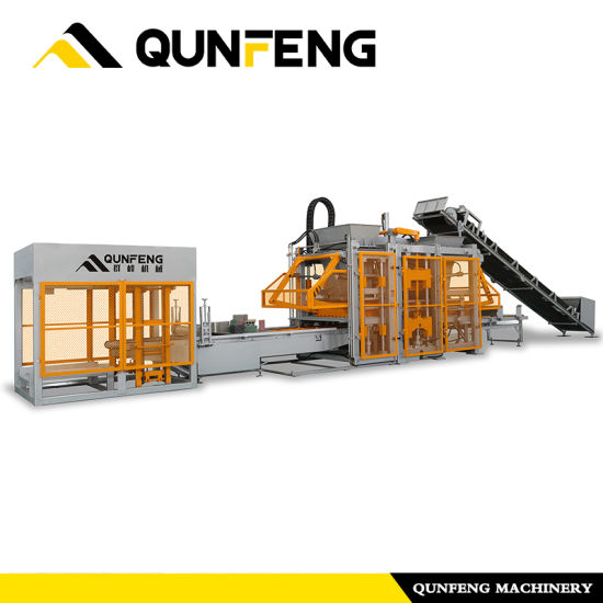 Qf1300 Block Machine, Interlocking Making, Building Wall Materials pictures & photos