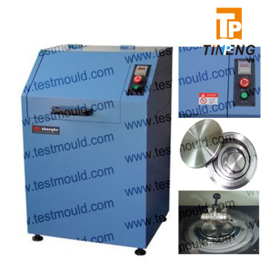 Vibration Grinding Mill for Sample Preparation Vibratory Disc Mill
